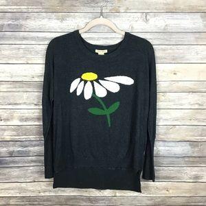 Tops - Vertical Design Long Sleeved Sweater Top